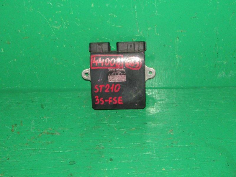 Блок управления форсунками Toyota Corona Premio ST210 3S-FSE 89871-20020