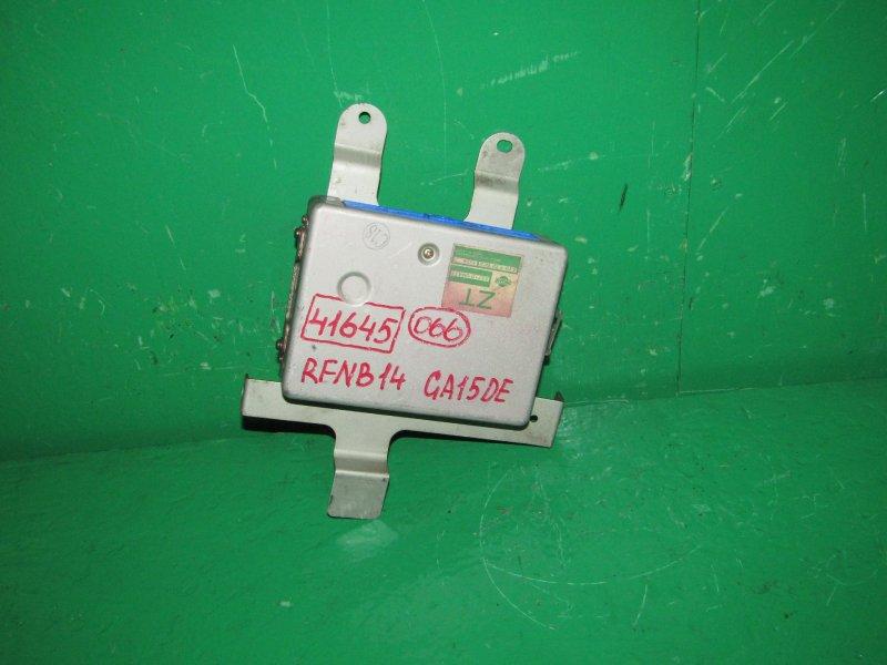 Блок управления efi Nissan Rasheen RFNB14 GA15DE A18-E72 BC2