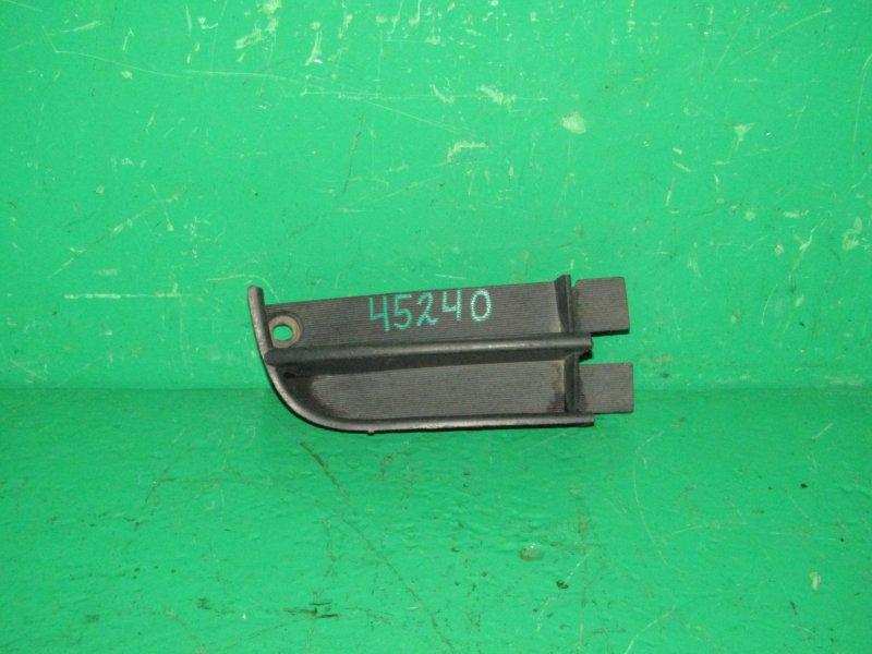 Заглушка бампера Toyota Caldina ST190 передняя правая 53112-20220