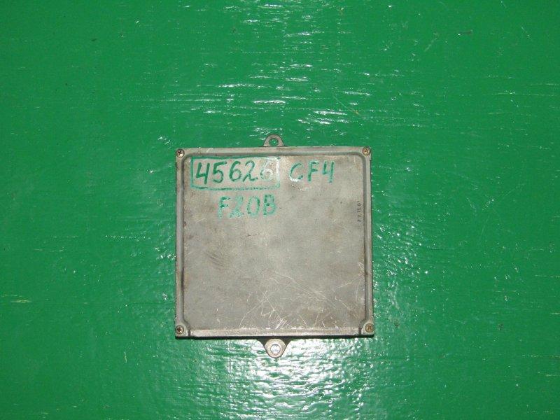 Блок управления efi Honda Torneo CF4 F20B 37820-PCB-N52