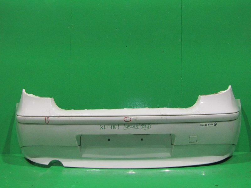 Бампер Bmw 1-Series E87 10.2006 задний