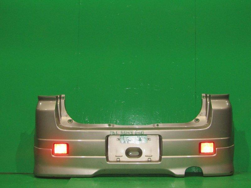 Бампер Honda Life JB1 05.2001 задний