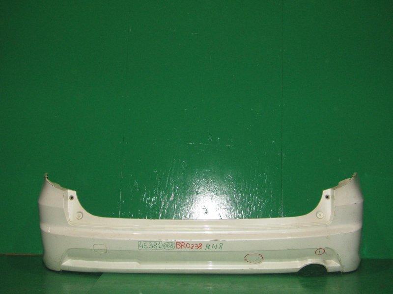 Бампер Honda Stream RN8 задний