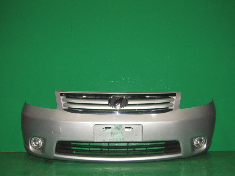 Бампер Toyota Raum NCZ20 передний 52-040