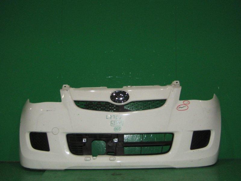 Бампер Daihatsu Mira L275V передний