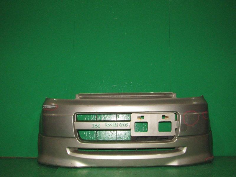 Бампер Honda Life JB1 05.2001 передний
