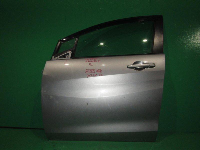 Дверь Mazda Premacy CWFFW передняя левая