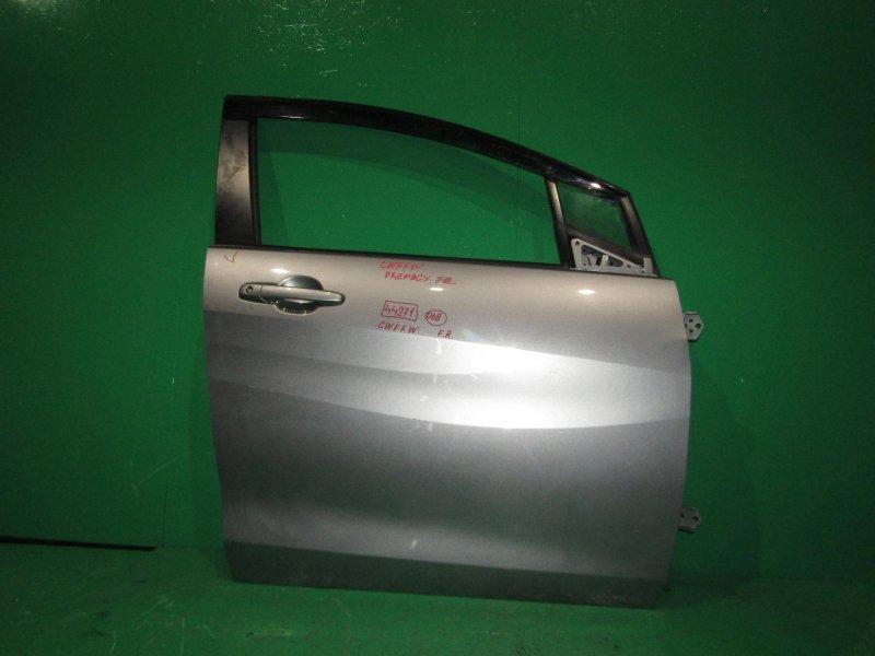 Дверь Mazda Premacy CWFFW передняя правая