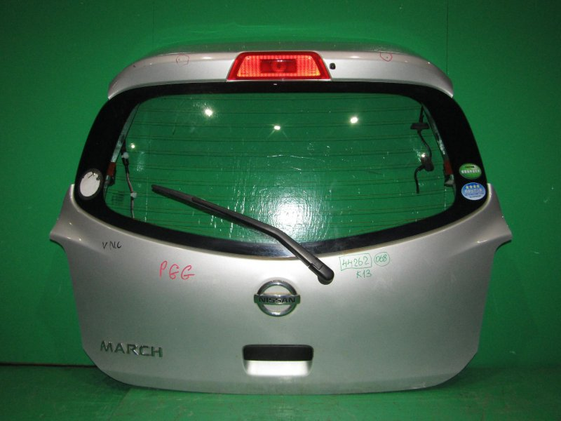Дверь задняя Nissan March K13