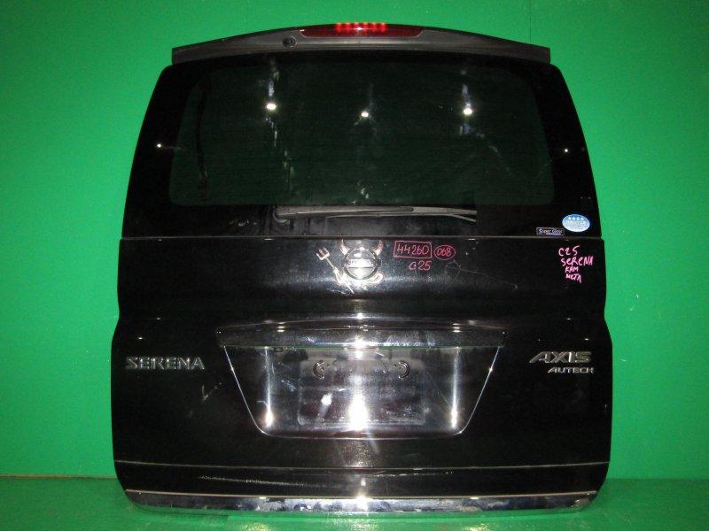 Дверь задняя Nissan Serena C25