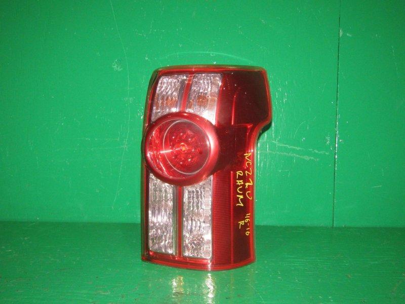 Стоп-сигнал Toyota Raum NCZ20 задний правый 46-16