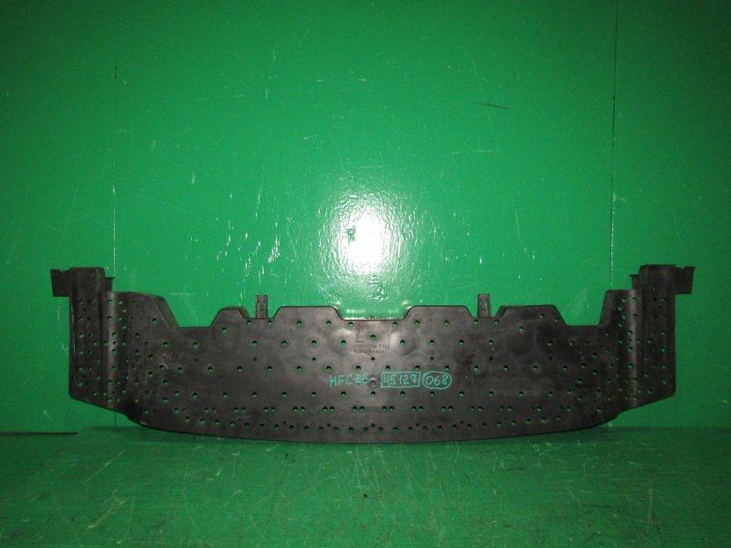 Защита двигателя Nissan Serena HFC26 передняя 62663-1VA0A