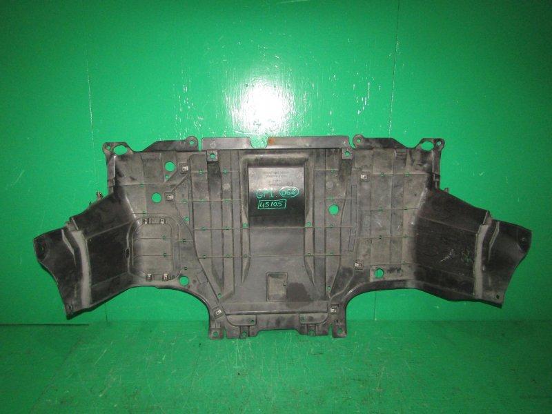 Защита двигателя Honda Fit GP1 передняя