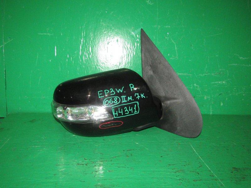 Зеркало Ford Escape LFAL3P 2009 переднее правое