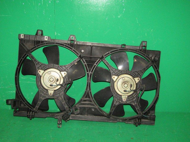 Диффузор радиатора Subaru Forester SG5 EJ202
