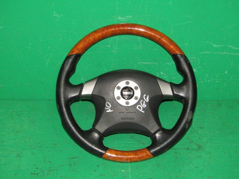 Руль Nissan Skyline V35