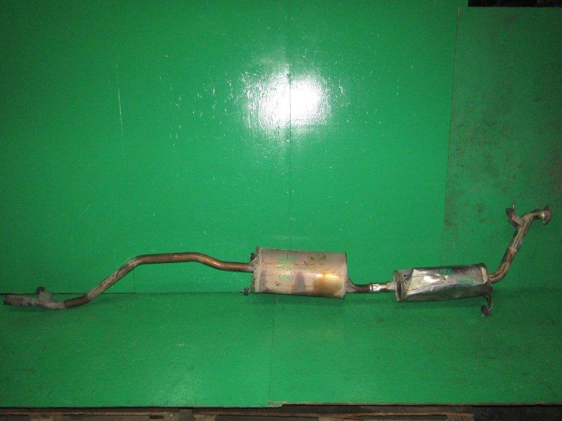 Глушитель Honda Step Wagon RF3 K20A