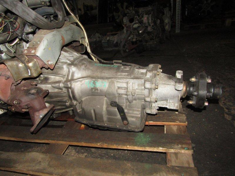 Акпп Nissan Cima HF50 VQ30DET RE5R05A