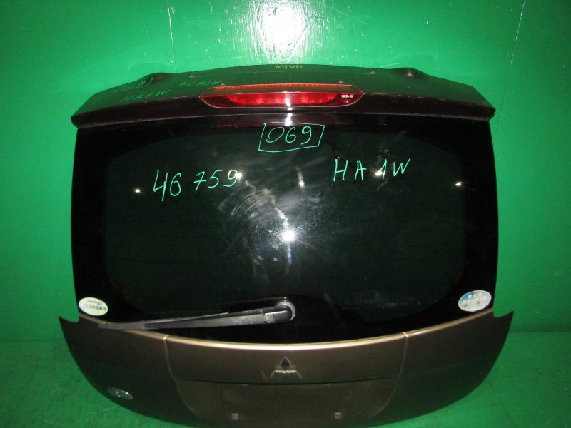 Дверь задняя Mitsubishi I HA1W