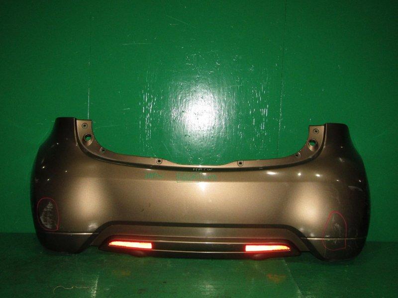 Бампер Mitsubishi I HA1W задний