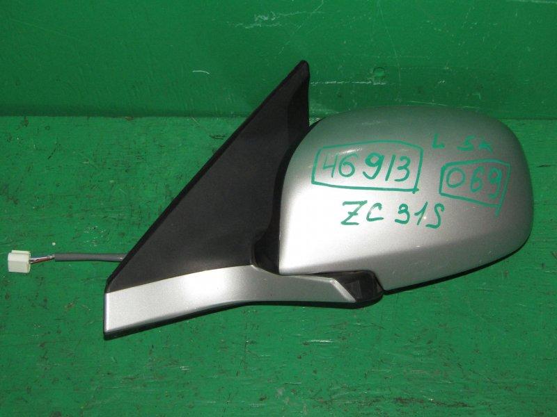 Зеркало Suzuki Swift ZC31S левое