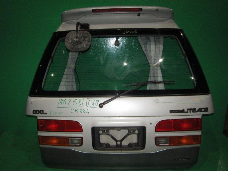 Дверь задняя Toyota Lite Ace CR22 28-96