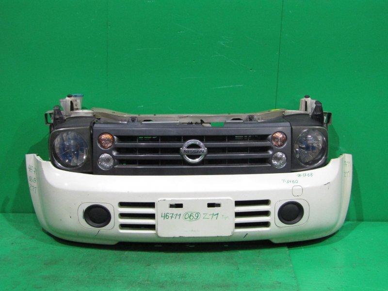 Nose cut Nissan Cube YGZ11 HR15DE 05.2005