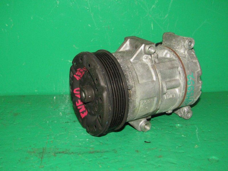 Компрессор кондиционера Toyota Wish ZNE10 1ZZ-FE 447220-9911