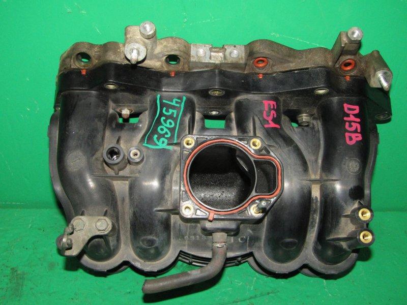 Коллектор впускной Honda Civic ES1 D15B