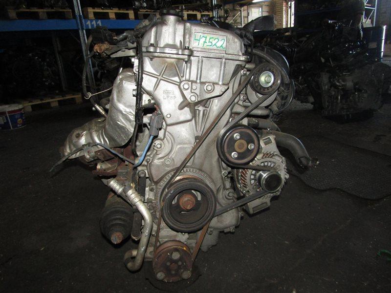 Двигатель Mazda Premacy CREW LF-VD 20227229