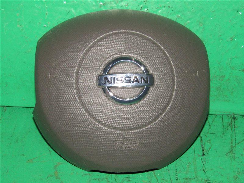 Airbag на руль Nissan March AK12