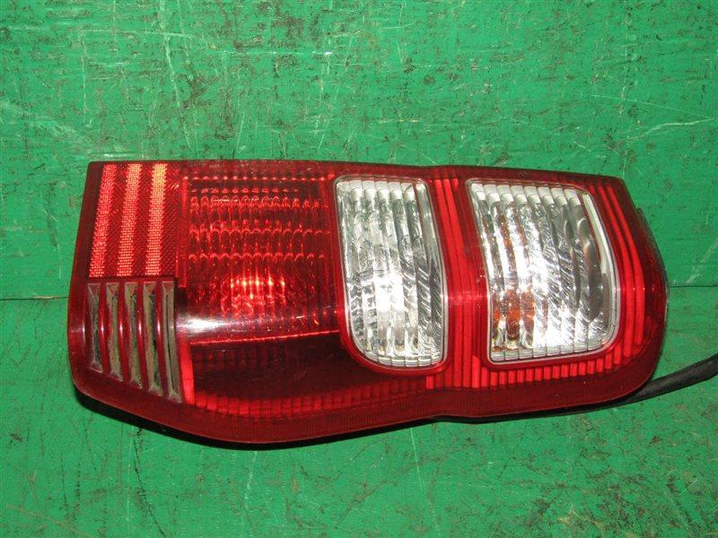 Стоп-сигнал Mitsubishi Pajero Mini H58A задний правый 114-6335