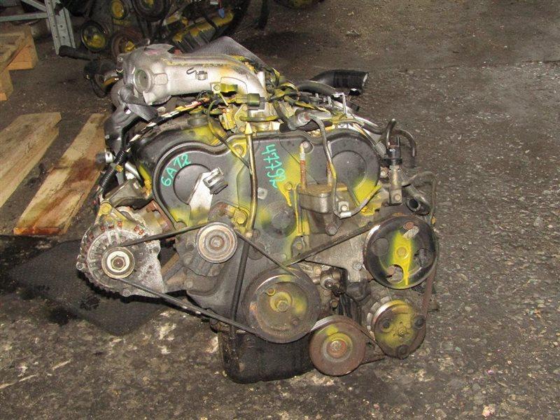 Двигатель Mitsubishi Legnum EA4W 6A12 BD3766