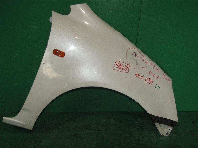 Крыло Honda Stream RN1 10.2000 переднее правое