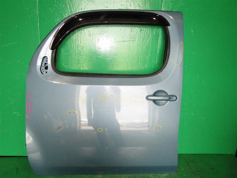 Дверь Nissan Cube Z12 передняя левая