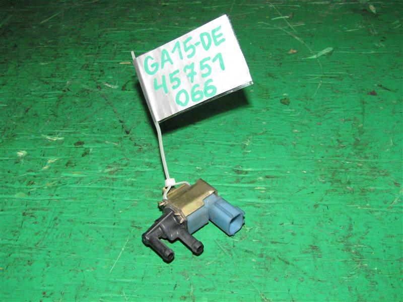 Вакуумный клапан Nissan Sunny FB15 QG15DE FDBD100