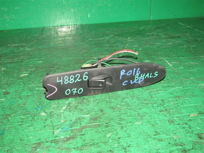 Кнопка стеклоподъемника Mazda Familia BHALS передняя левая