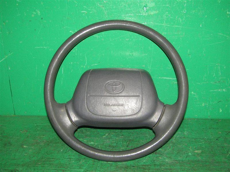 Руль Toyota Hiace RZH125