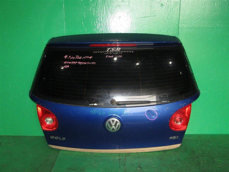 Дверь задняя Volkswagen Golf 1K1