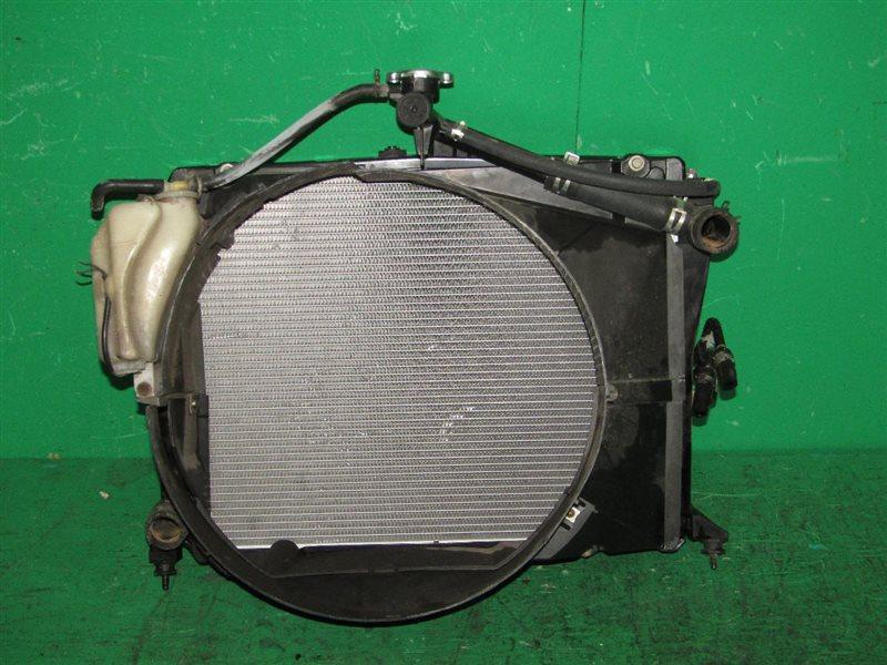 Радиатор основной Toyota Hiace RZH125 2RZ-E