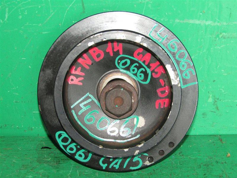 Шкив Nissan Rasheen RFNB14 GA15DE