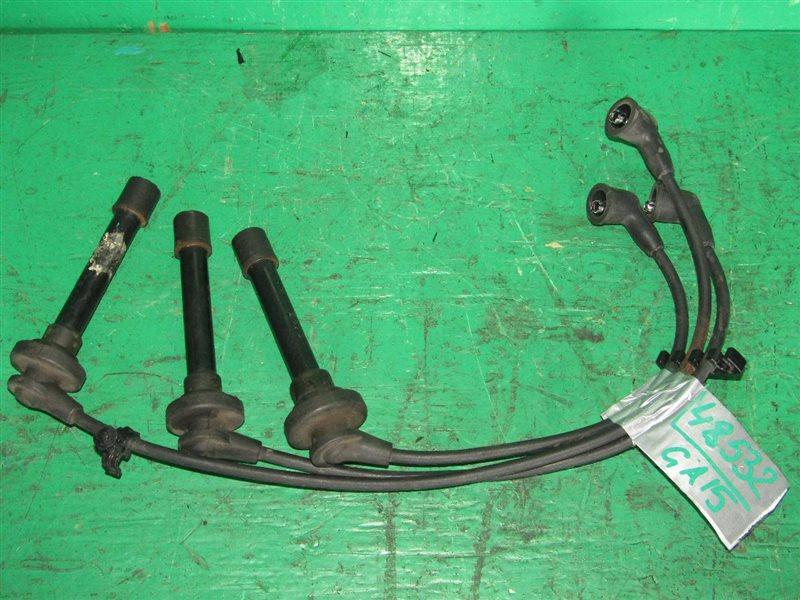 Провода свечные Nissan Rasheen FNB14 GA15DE