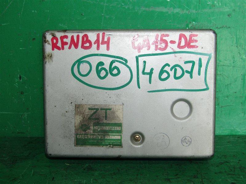 Блок управления efi Nissan Rasheen RFNB14 GA15DE