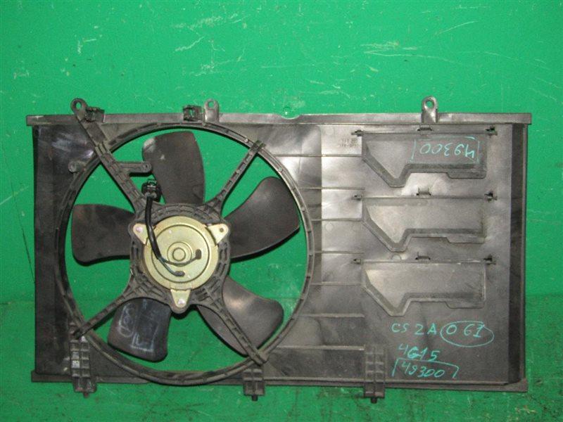 Диффузор радиатора Mitsubishi Lancer Cedia CS2A 4G15 GDI