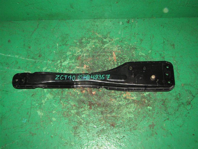 Балка подвески Toyota Opa ZCT10 1ZZ-FE передняя