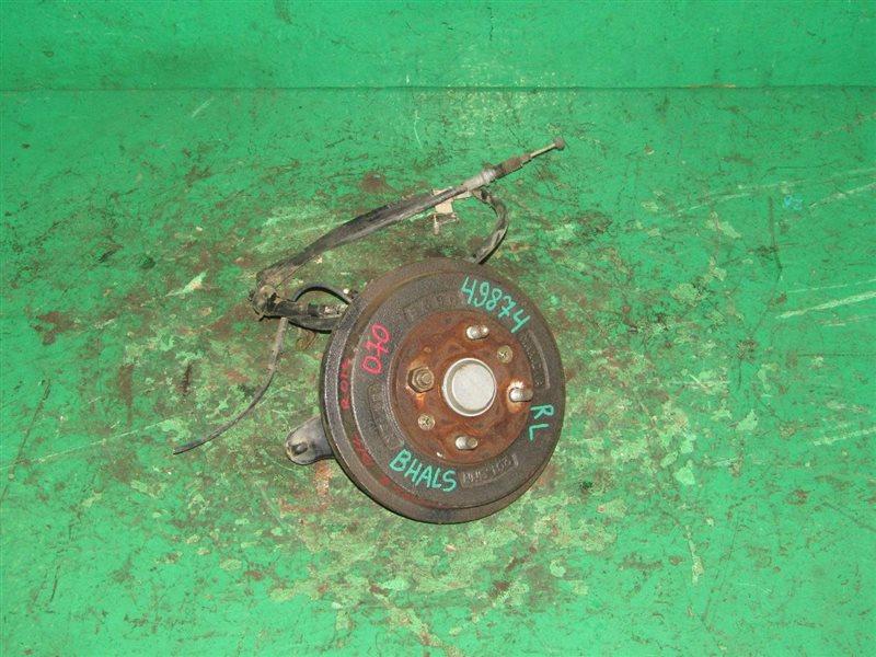 Ступица Mazda Familia BHALS Z5 задняя левая