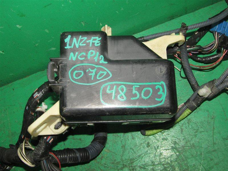 Блок предохранителей Toyota Platz NCP12 1NZ-FE