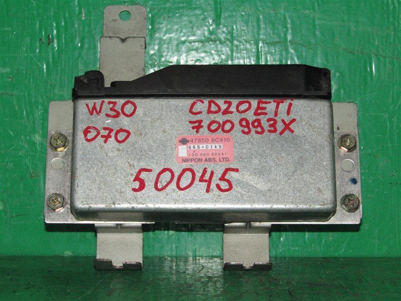 Блок управления abs Nissan Largo VNW30 CD20ETI 47850-6C410