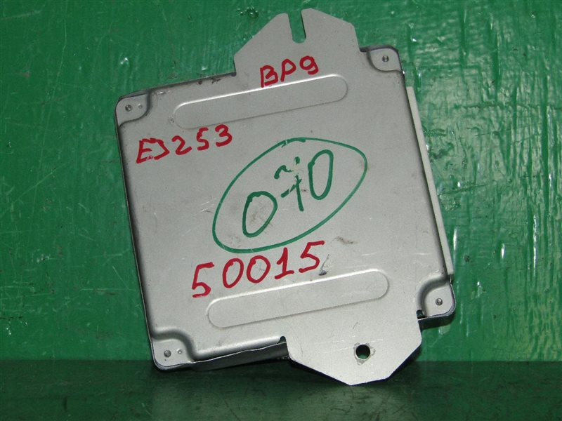 Блок управления efi Subaru Outback BP9 EJ253
