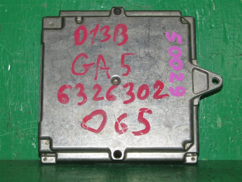 Блок управления efi Honda Logo GA5 D13B 37820-P7A-J02